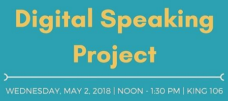 Digital Speaking Project