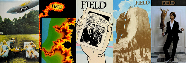 FIELD: Contemporary Poetry and Poetics