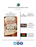 FYLA Newsletter, Issue 6, February 2017 by Oberlin College Libraries