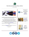 FYLA Newsletter, Issue 7, March 2017 by Oberlin College Libraries