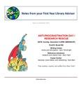 FYLA Newsletter, Issue 4, December 2015