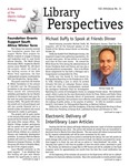 Library Perspectives, Issue 31, Fall 2004 by Friends of the Oberlin College Libraries