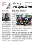 Library Perspectives, Issue 30, Spring 2004 by Friends of the Oberlin College Libraries