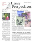 Library Perspectives, Issue 28, Spring 2003 by Friends of the Oberlin College Libraries