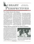 Issue 09, May 1994 by Friends of the Oberlin College Libraries