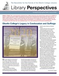 Library Perspectives, Issues 62/63, Spring/Fall 2020
